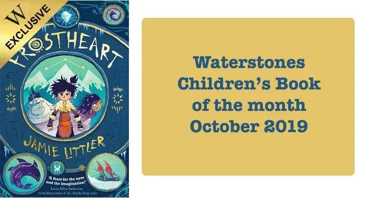 Waterstones Book of the Month, October 2019