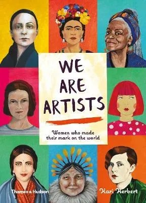 We Are Artists by Kari Herbert