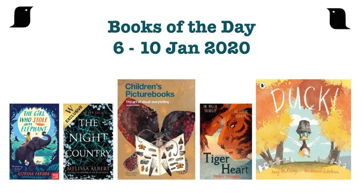 Books of the Day 2020 / 1
