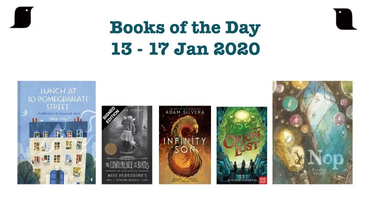 Books Of The Day 2020 / 2