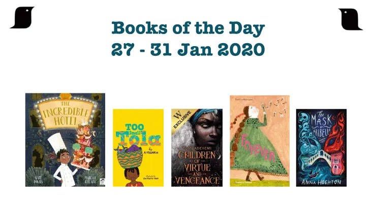Books of the Day 2020 / 4