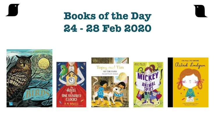 Books of the Day 2020 / 8