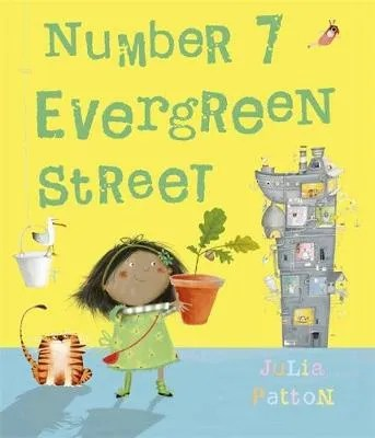 Number 7 Evergreen Street by Julia Patton