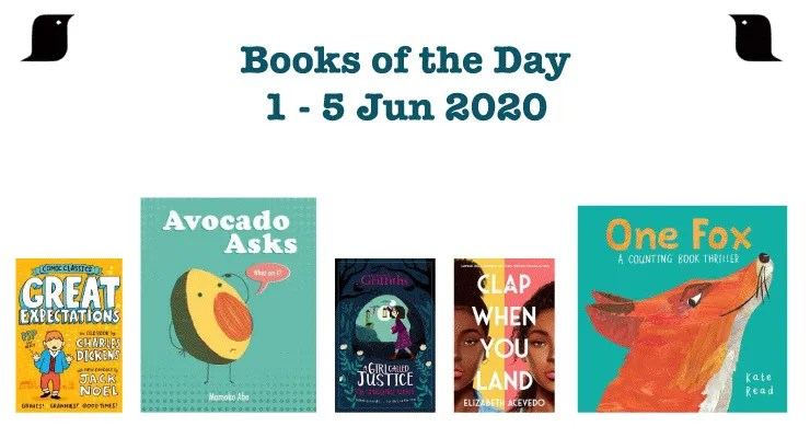 Books of the Day 2020 / 22