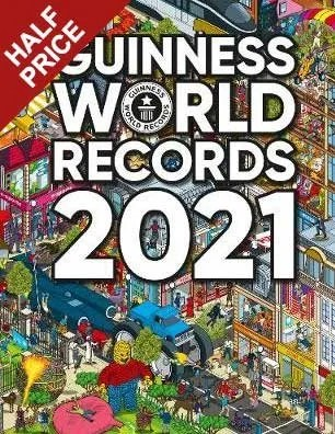 Guinness World Records 21