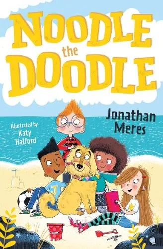 Noodle the Doodle by Jonathan Meres ill. Katy Halford