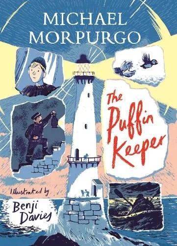 The Puffin Keeper by Michael Morpurgo ill. Benji Davies