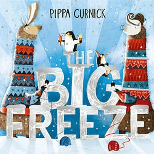 The Big Freeze by Pippa Curnick