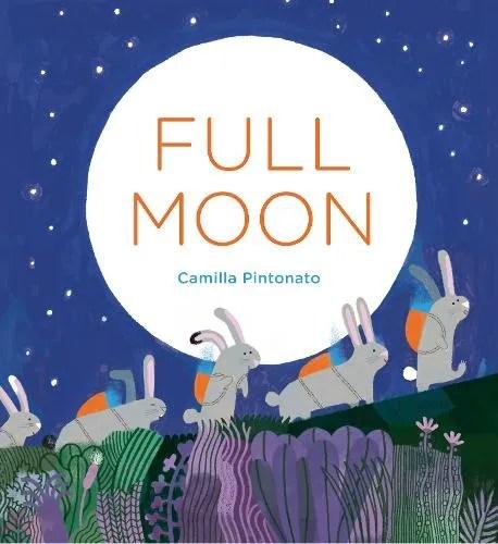 Full Moon by Camilla Pintonato