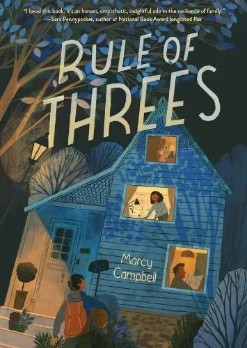 Rule Of Threes by Marcy Campbell