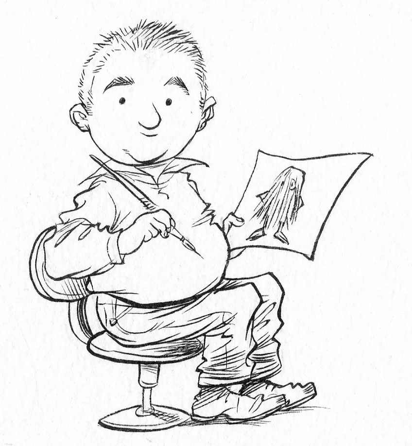 Meet An Illustrator 18 – Chris Riddell
