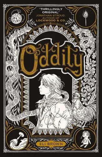 Oddity by Eli Brown ill. Karin Rytter
