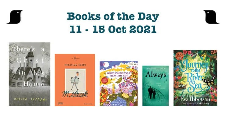 Books of the Day 2021 #41