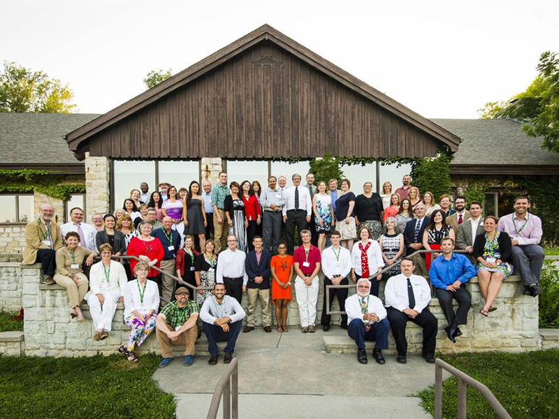 2014 ACI Conference Participants (Nebraska City, Nebraska)