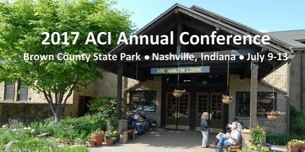2017 aci annual conference