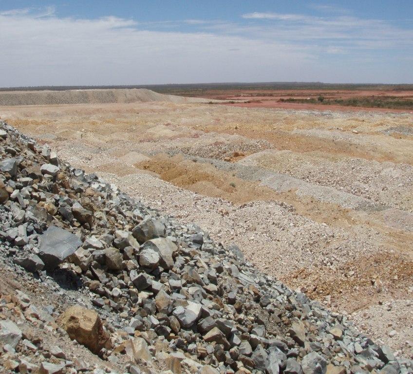 Waste Rock Dump