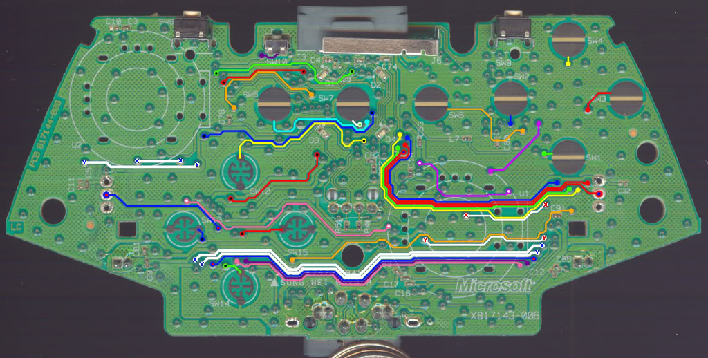 Xbox 360 Controls Diagram Image Search Results