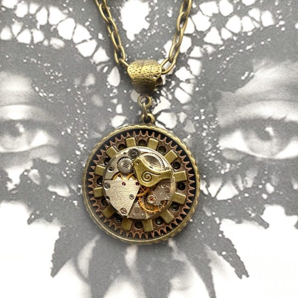 The Steampunk  Necklace