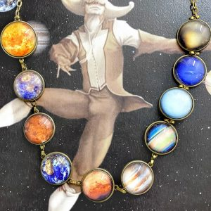 Solar System Magic Necklace