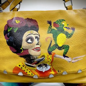 Coco Hand painted Bag