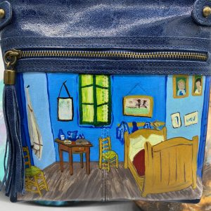 Van Gogh Hand painted Bag