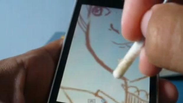 Tutorial – como fazer uma caneta para iPod/iPhone