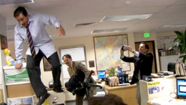 Parkour – The Office