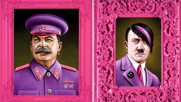 Caras durões sendo transformados em ícones gay