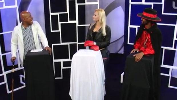 Assista ao trailer do debate de Kid Bengala, Mulher Pera e Toninho do Diabo