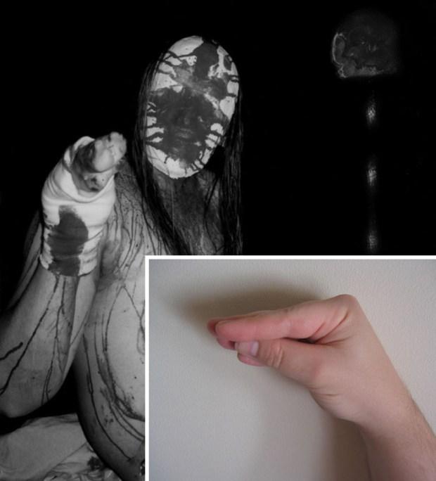 mão de pato