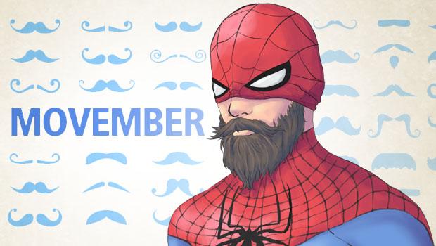 Grandes bigodes trazem grandes responsabilidades.
