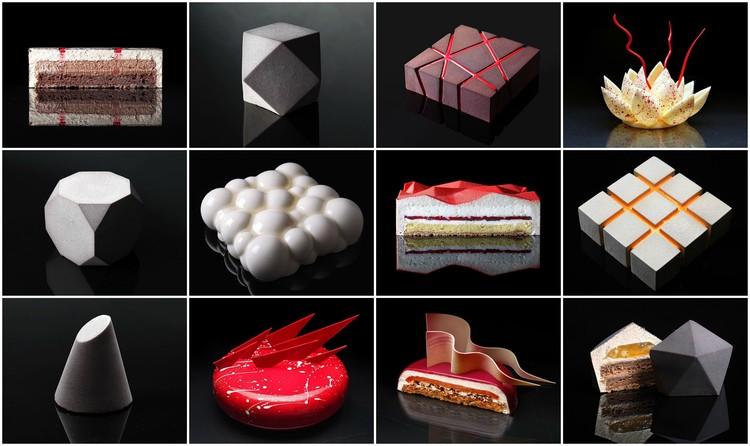 Os doces arquitetônicos de Dinara Kasko
