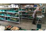 İngiltere'de artık gıda satan süpermarket açıldı