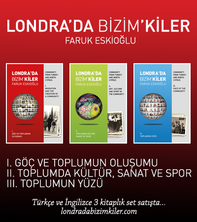Londra'da bizimkiler