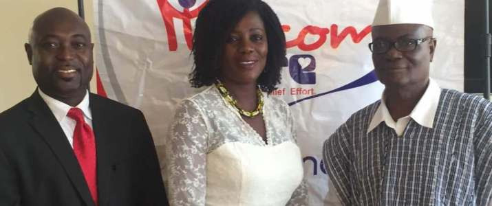 Melcom Gives to ACILA to Donate to Inmates at Sekondi Female Prisons