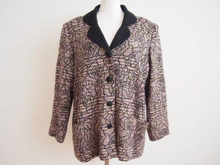 甘辛バランスが絶妙な斉藤都世子のジャケットを買取いたしました