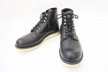 男らしさと上品さを兼ね備えたレッドウィングのブーツを買取いたしました