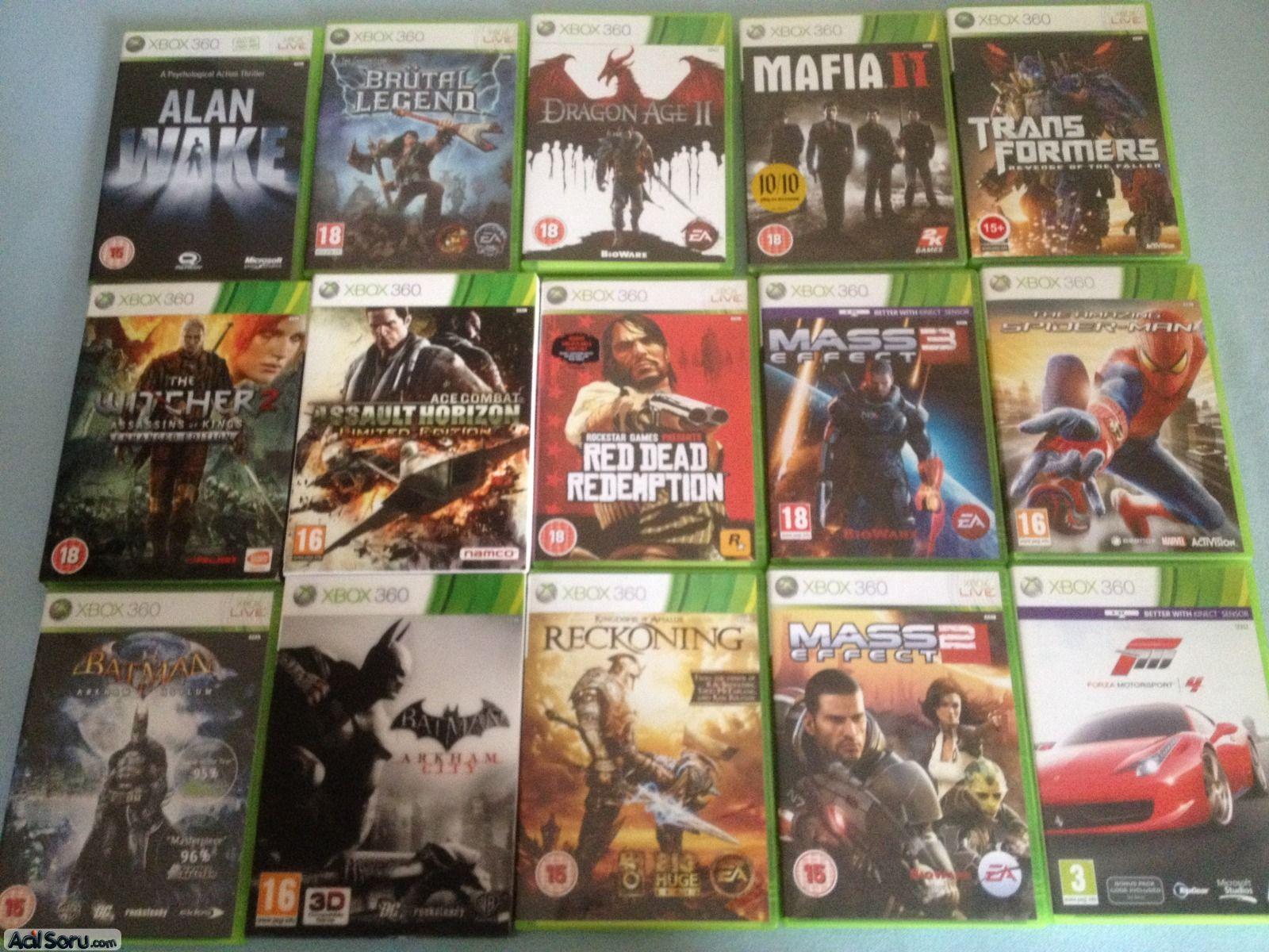 En Iyi Xbox Oyunlar 2013 Detayl Resimli Cevap