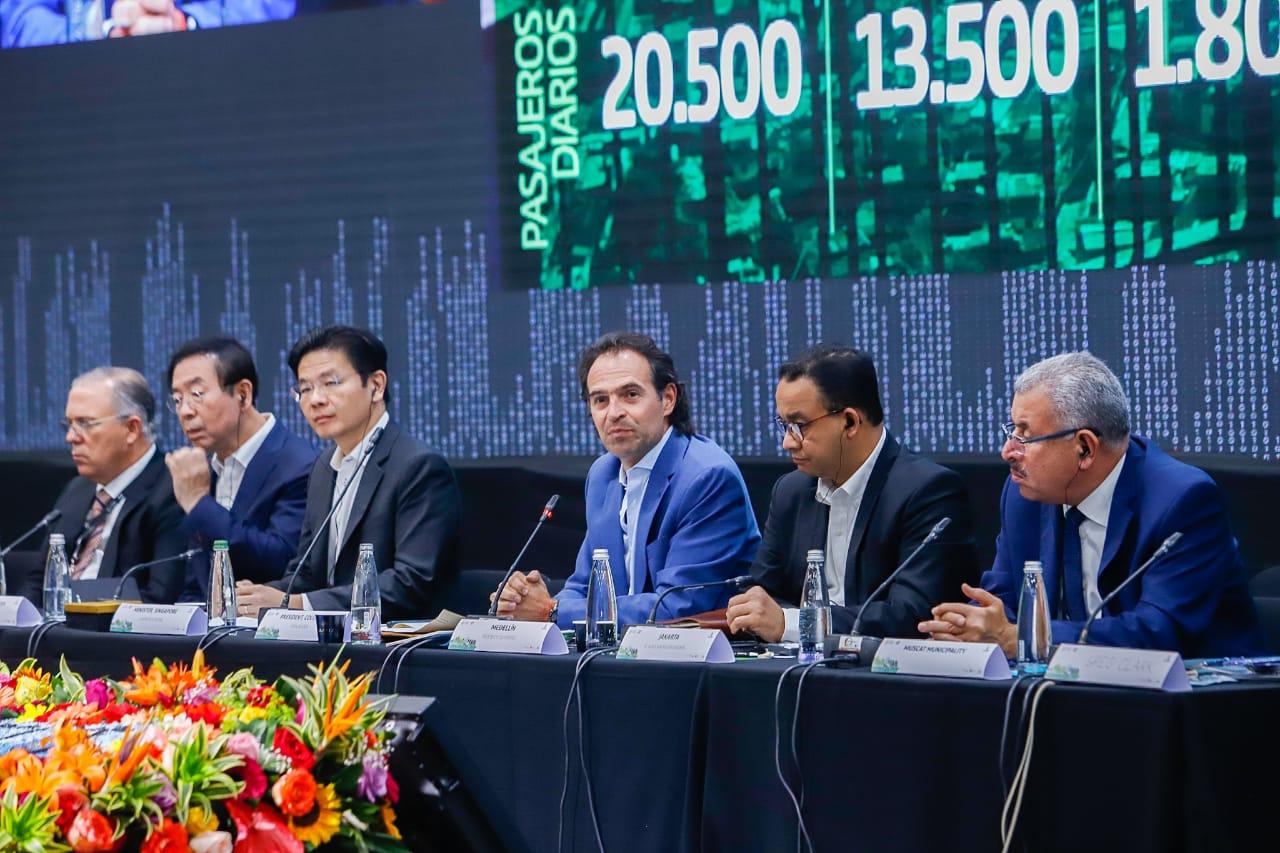 WCS - Cumbre Mundial de Alcaldes