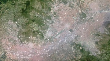 Redes de ciudades