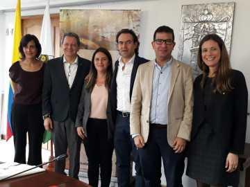 La Red C40 prestará apoyo técnico al Plan de Acción Climático de Medellín
