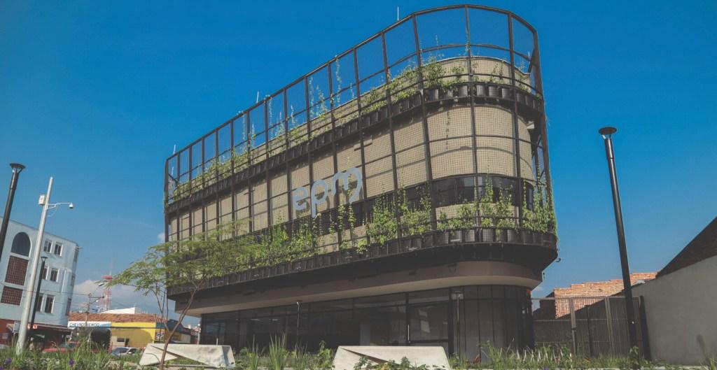 Distrito Térmico de EPM Medellín