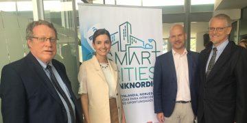 Países nórdicos y Medellín le apuestan a ciudades inteligentes