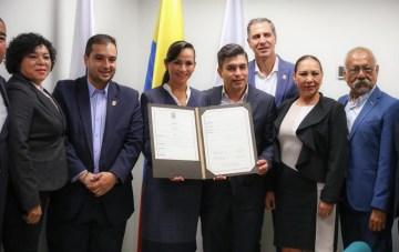 Medellín es la primera ciudad hermana de Puerto Morelos