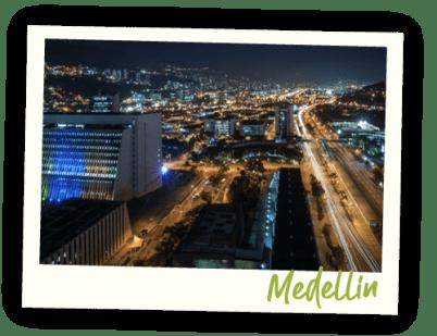 Medellín ciudad inteligente