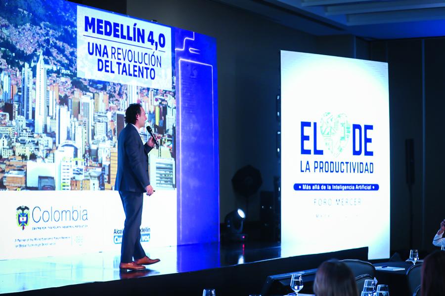 Medellín 4.0: Una revolución para construir oportunidades en Colombia y la región