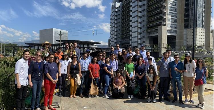 La renovación urbana de Medellín es caso de estudio para funcionarios del Banco Mundial