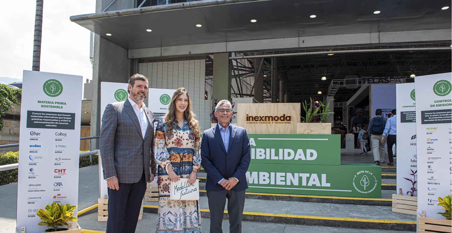 La sostenibilidad ambiental, un reto global que fue protagonista en Colombiatex 2020