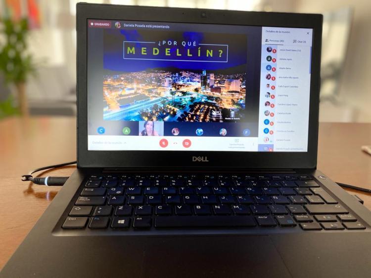 Por qué Medellín