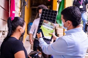 Con huertas urbanas Antioquia beneficia a miles de ciudadanos en seguridad alimentaria